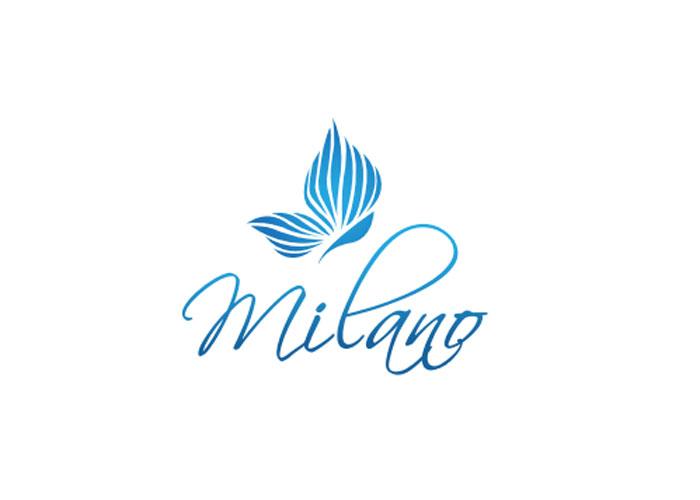 Thiết kế logo cho công ty mỹ phẩm Milano tại TP HCM