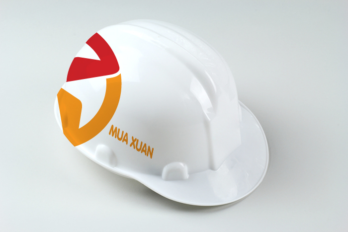 Thiết kế logo công ty đầu tư xây dựng Mùa Xuân tại Cần Thơ