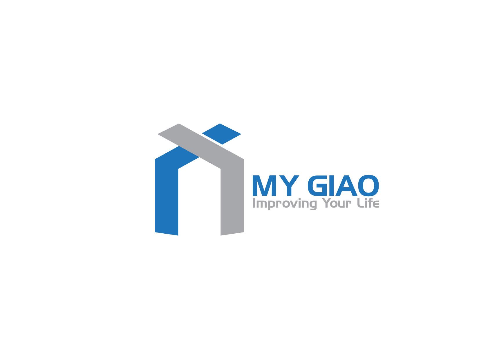 Thiết kế logo cho nhãn hiệu phân phối thiết bị y tế Mỹ Giao tại TP HCM