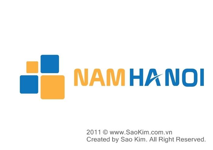 Thiết kế logo NAM HÀ NỘI tại Hà Nội
