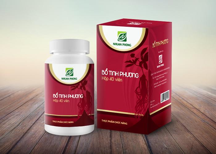 Thiết kế logo và ấn phẩm nhận diện thương hiệu cho nhãn hiệu Nhuận Phong tại TP HCM