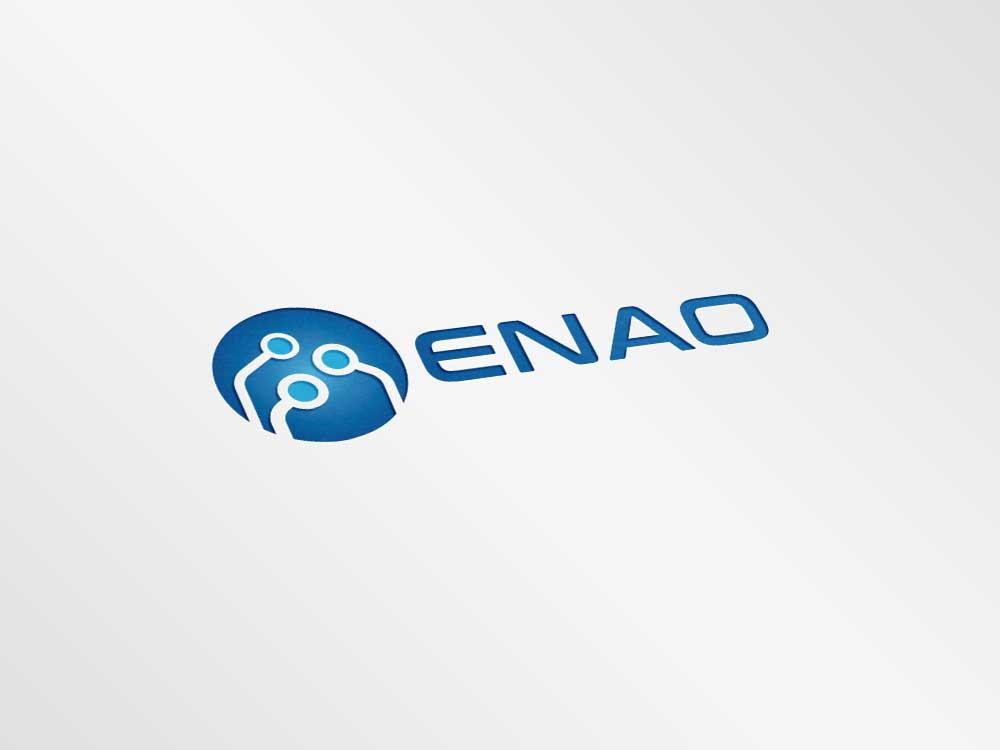 Thiết kế logo Công ty TNHH giải pháp EnterpriseNao tại Hà Nội