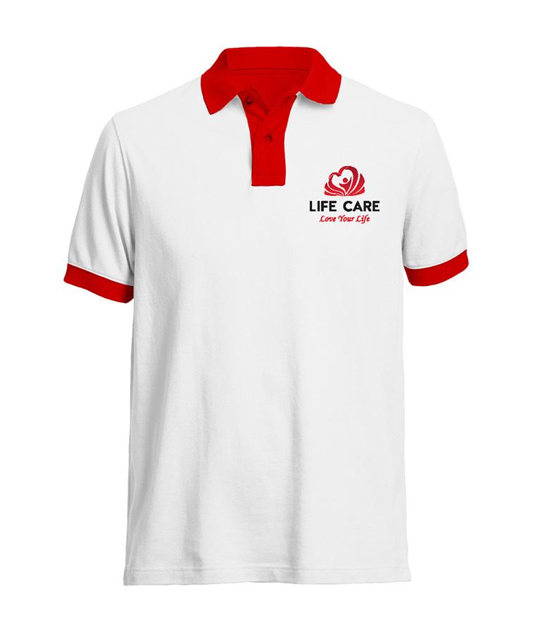 Thiết kế logo và bộ nhận diện cho thương hiệu Life care tại TP HCM