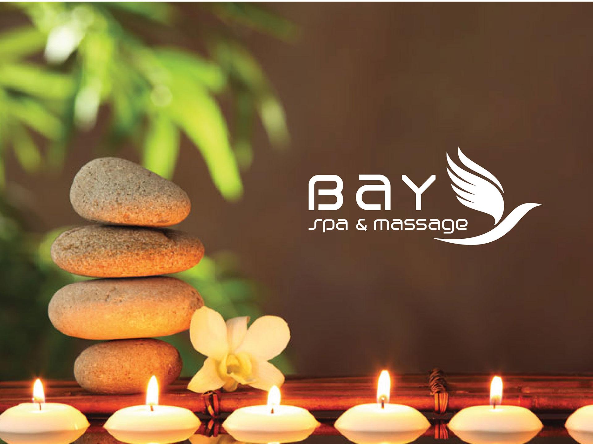 Thiết kế logo và bộ nhận diện thương hiệu Bay Spa tại TP HCM