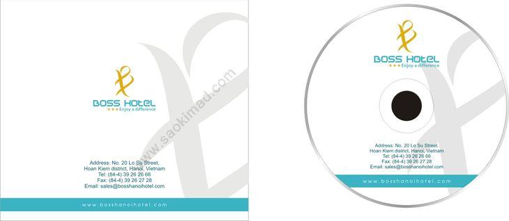 Dự án thiết kế brochure cho khách sạn tại Hà Nội