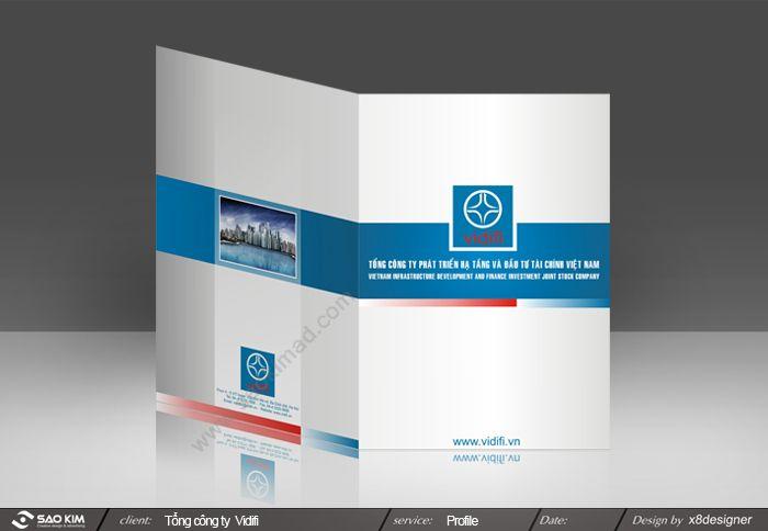 Thiết kế profile Tổng công ty phát triển hạ tầng và đầu tư tài chính Việt Nam