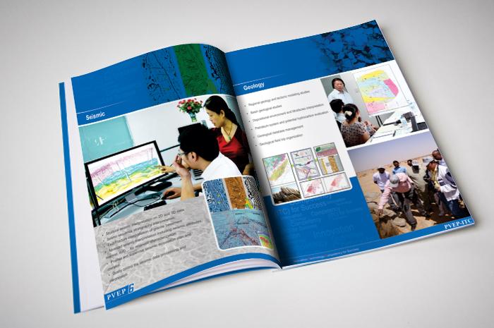 Thiết kế hồ sơ năng lực cho Tổng Công ty Thăm Dò Khai Thác Dầu Khí tại Hà Nội