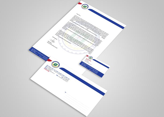Thiết kế, qui chuẩn logo Sở Khoa học và Công nghệ Tỉnh Long An tại Long An