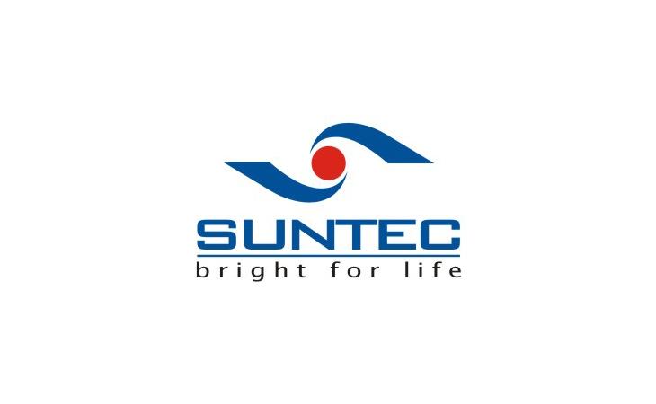 Thiết kế logo cho Công ty Suntech tại Hà Nội