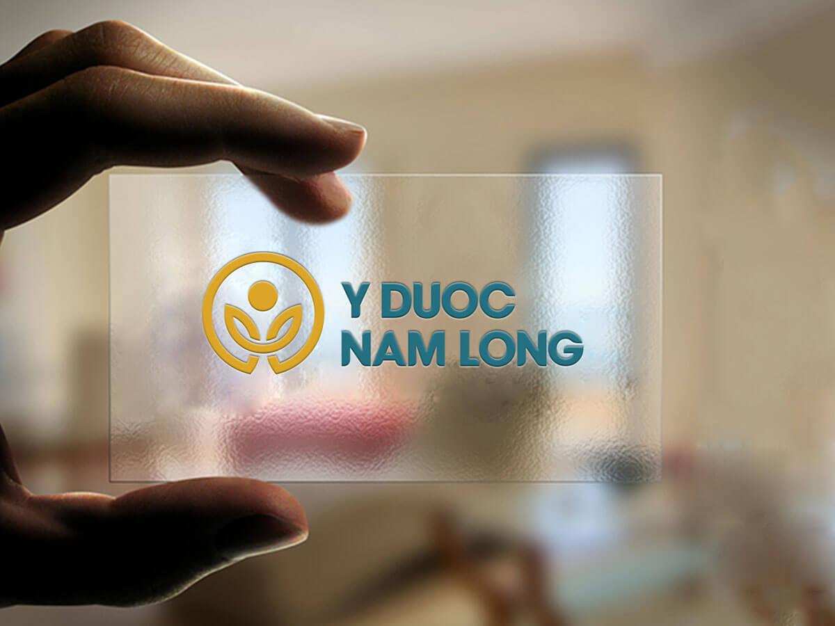 Thiết kế logo và bộ ứng dụng thương hiệu Y Dược Nam Long tại Vĩnh Phúc