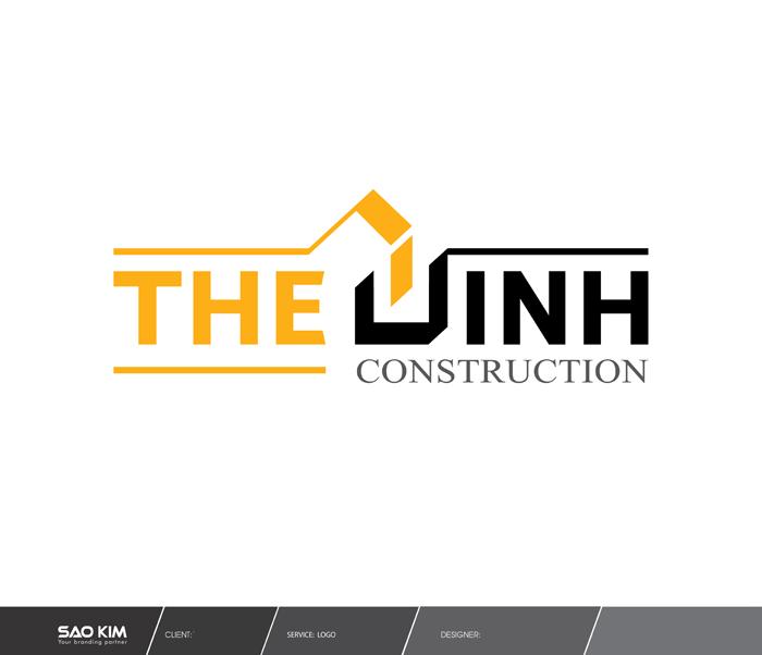 Thiết kế nhận diện thương hiệu Công ty Tư vấn Đầu Tư & Xây dựng Thế Vinh tại TP HCM