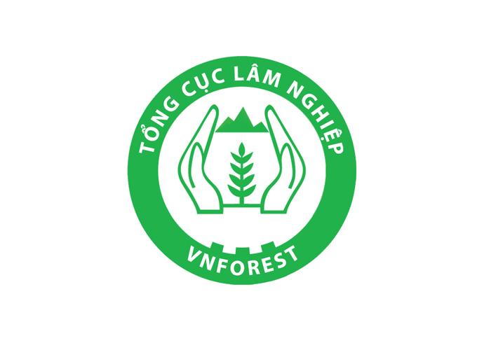 Thiết kế logo cho Tổng cục Lâm nghiệp Việt Nam tại Hà Nội