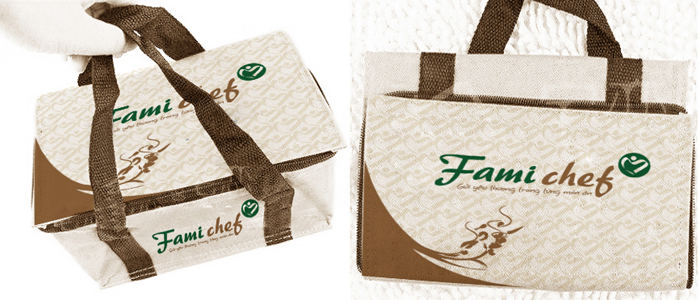Dự án sáng tạo thương hiệu thực phẩm sơ chế Famichef tại TP HCM