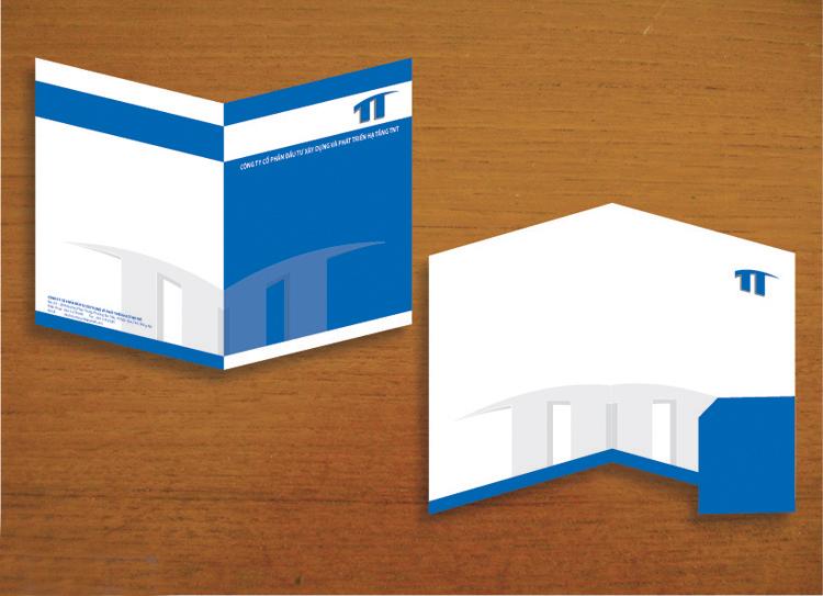 Thiết kế nhận diện thương hiệu bất động xây dựng, xây lắp tại Hà Nội