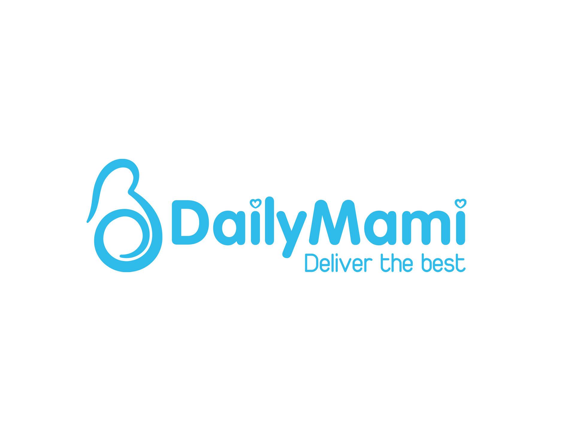 Thiết kế logo thời trang mẹ và bé Daily Mami tại Hà Nam, Hà Nội