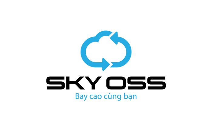 Thiết kế logo SKYOSS tại Hà Nội