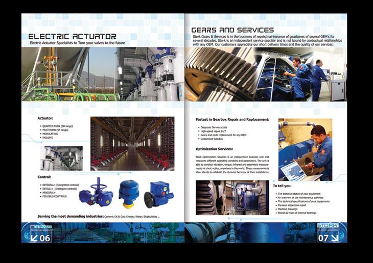 Thiết kế profile cho Công ty ELISS tại Hà Nội