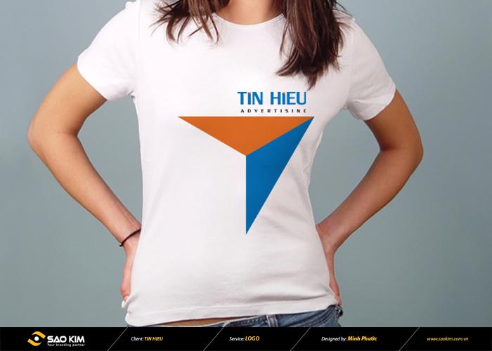 Thiết kế nhận diện thương hiệu Tin Hieu tại TP HCM
