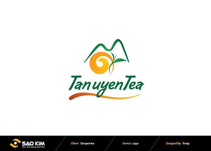 Thiết kế logo Trà Tân Uyên tại Hà Nội