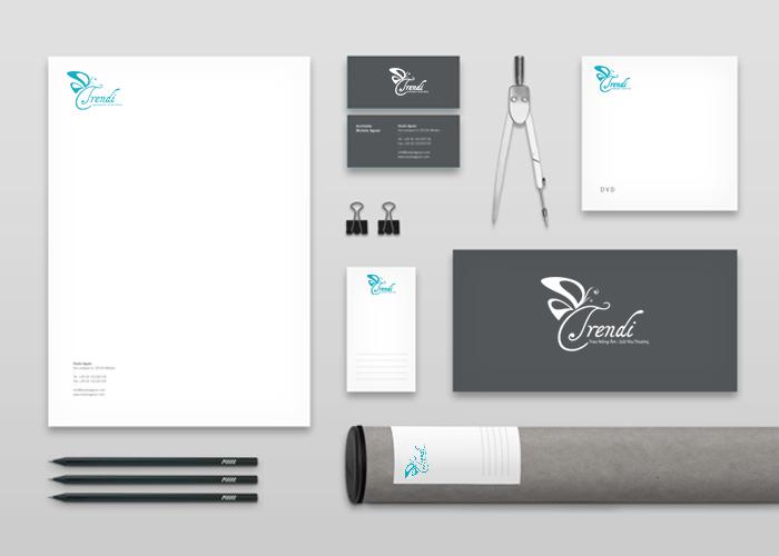 Đặt tên, sáng tác Slogan, thiết kế thương hiệu Trendi tại TP HCM