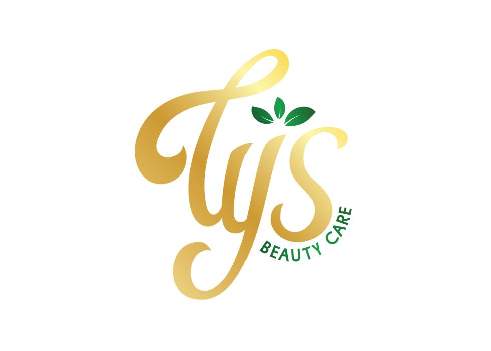 Thiết kế logo lĩnh vực mỹ phẩm - làm đẹp sản phẩm TYS Beauty Care tại Hà Nội