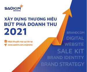 Khuyến mại Xây dựng thương hiệu, bứt phá doanh thu 2021.