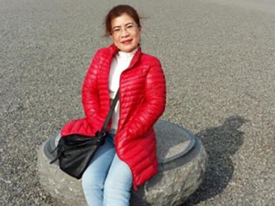 Bà Huỳnh Nga