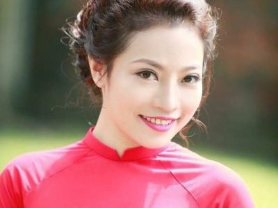 Bà Phạm Hoài An