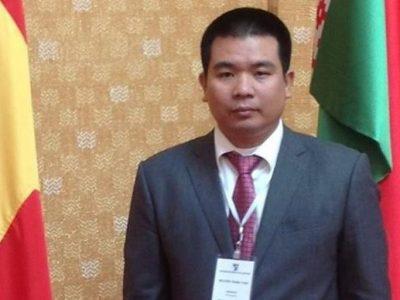 Ông Nguyễn Thanh Tuấn