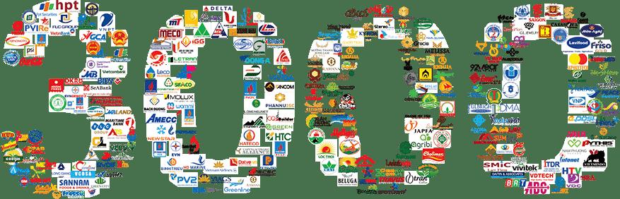 Dịch vụ thiết kế logo & nhận diện thương hiệu của Sao Kim mang đến thành công cho hơn 3000 khách hàng