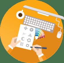 Dịch vụ thiết kế logo thương hiệu chuyên nghiệp