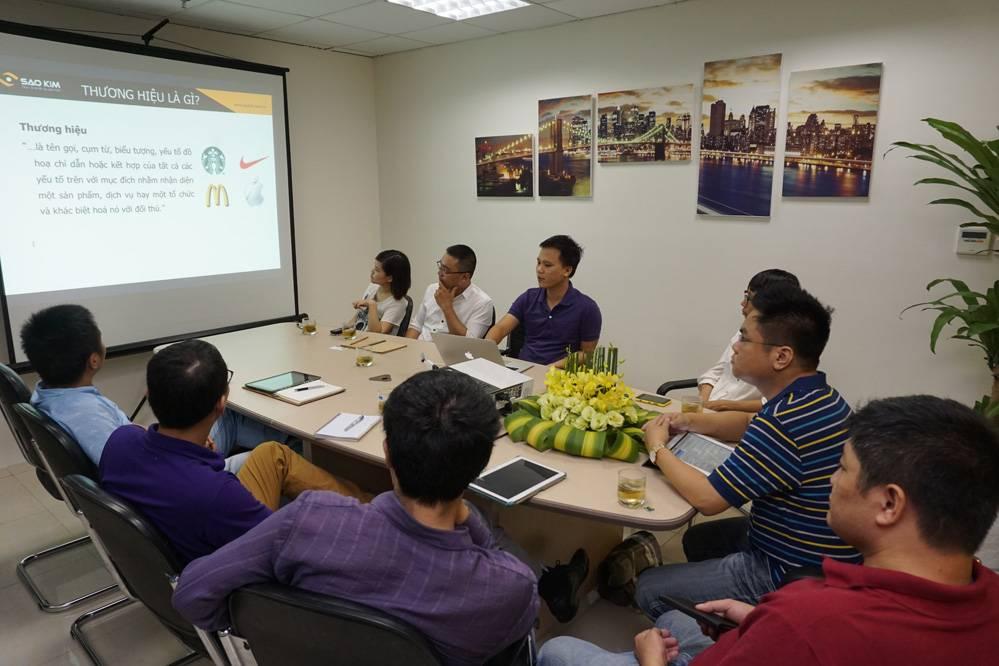 Bàn tròn: Thương hiệu & Marketing - ảnh từ SaoKim Branding