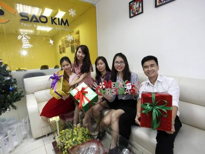 Vui cùng Sao Kim mừng ngày tặng quà Boxing Day 26/12