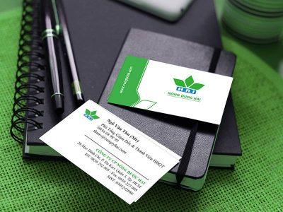 Thiết kế Danh thiếp kinh doanh (Name Card)
