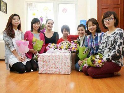 Sao Kim chúc mừng ngày quốc tế phụ nữ 8-3-2014