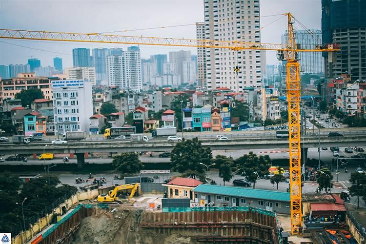 Một dự án xây dựng của MHDI