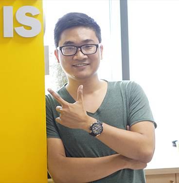Chuyên viên thiết kế thương hiệu của Sao Kim Sơn Nguyễn
