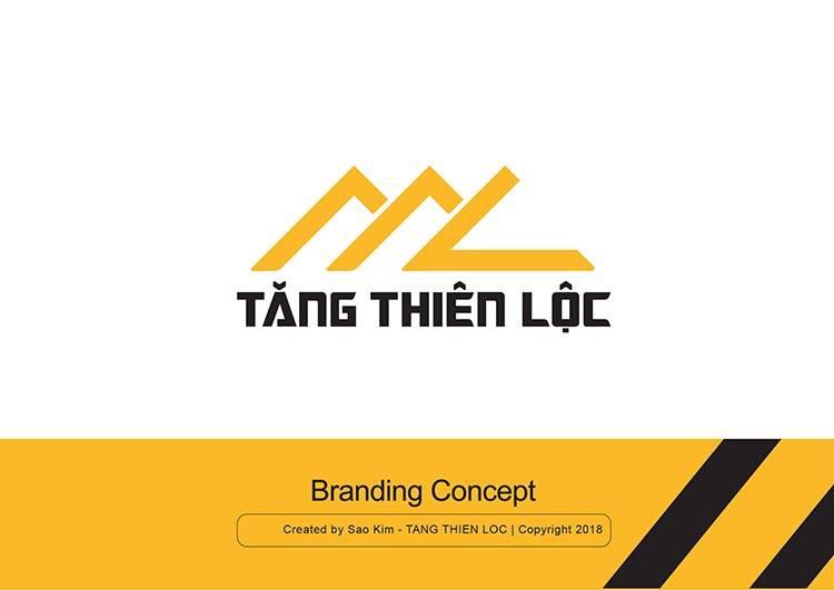 Sao Kim thiết kế logo và bộ CIP cho Tăng Thiên Lộc