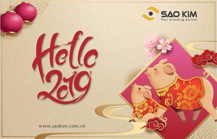 Sao Kim kính chúc Quý khách năm mới Kỷ Hợi 2019 nhiều may mắn, an khang, thịnh vượng và thành công!