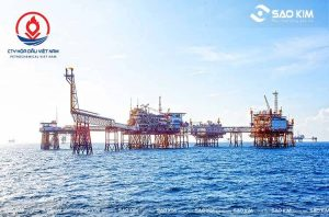 Sao Kim thiết kế nhận diện thương hiệu cho Hóa dầu Việt Nam.
