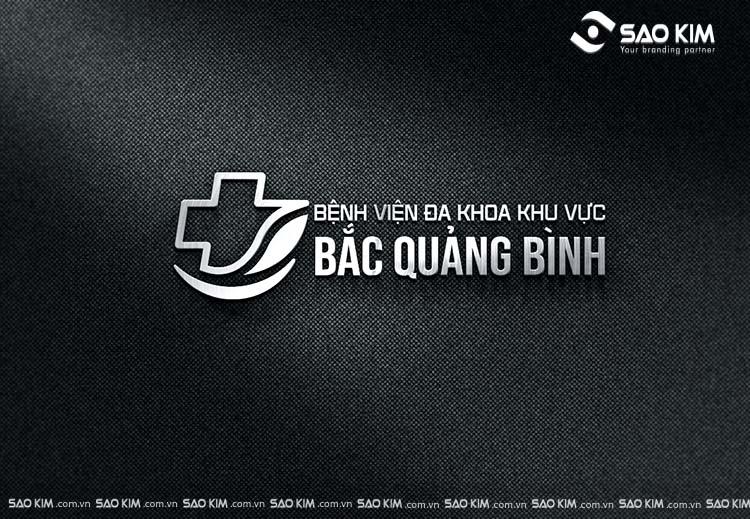 Thiết kế logo, nhận diện thương hiệu bệnh viện Bắc Quảng Bình bởi Sao Kim