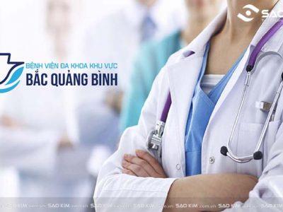 Bệnh viện Bắc Quảng Bình xây dựng thương hiệu chăm sóc sức khỏe uy tín