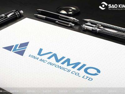 VNMIC  xác lập vị thế thương hiệu qua thiết kế logo mới