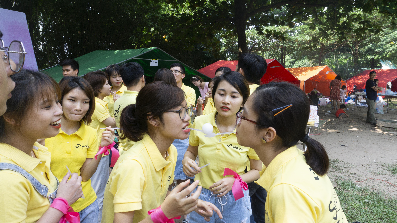 Gửi lời yêu thương đến một nửa thế giới của Sao Kim - ảnh từ SaoKim Branding