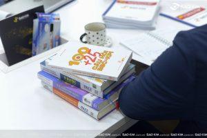 SAO KIM & IEIT - ỨNG DỤNG BSC-KPI TRONG QUẢN TRỊ DOANH NGHIỆP - ảnh từ SaoKim Branding