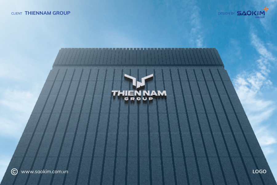 [Saokim.com.vn] Logo công ty góp phần xây dựng thương hiệu bài bản