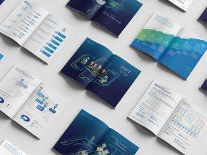 Tổng hợp kinh nghiệm về Báo cáo thường niên năm 2021 - ảnh từ SaoKim Branding