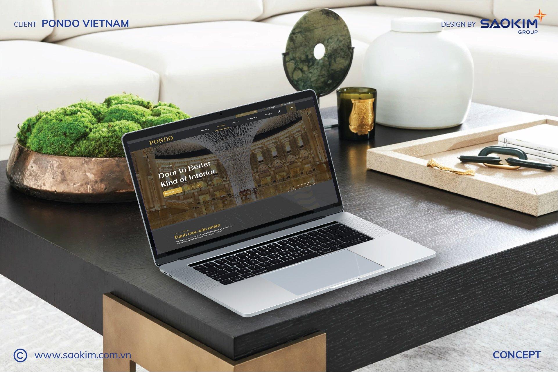 [Saokim.com.vn] Thiết kế Logo mang phong cách tinh tế, đẳng cấp
