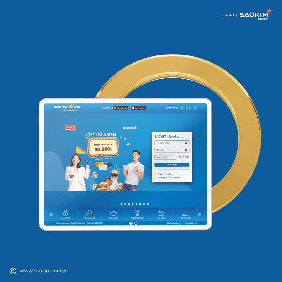 [saokim.com.vn] Không ngừng phát triển qua thiết kế website do Sao Kim thực hiện
