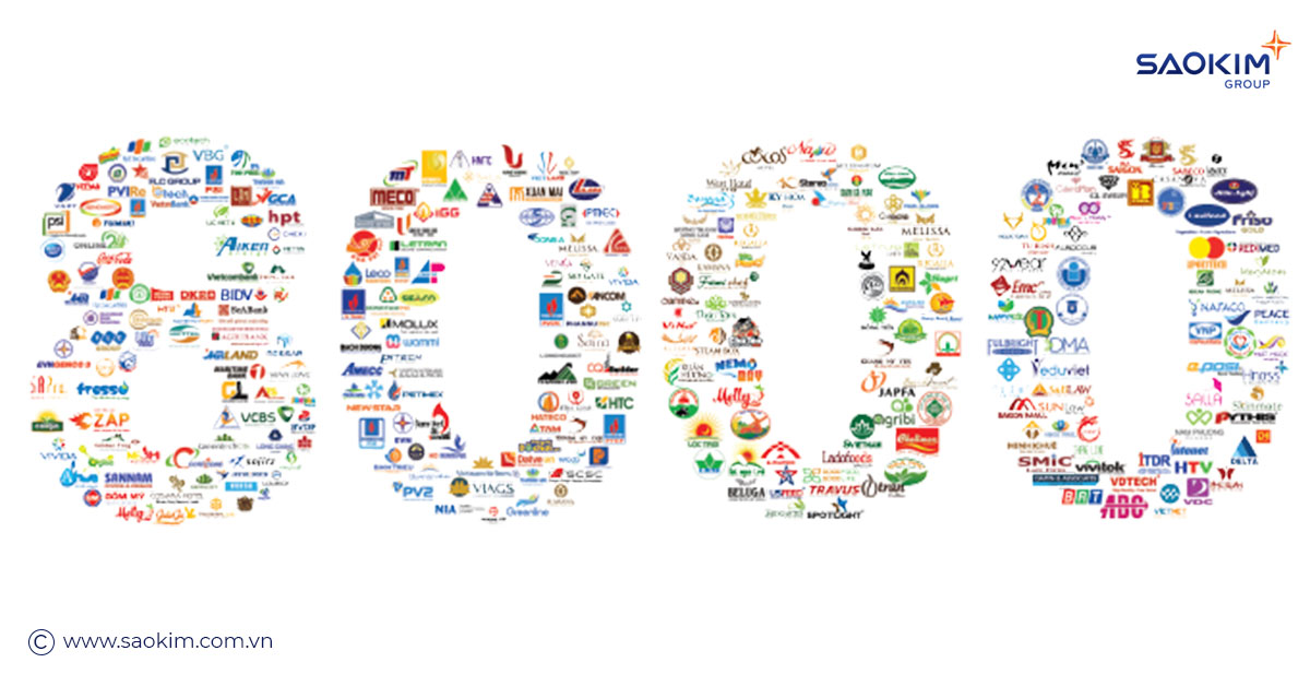 Sao Kim Branding - Công ty Thiết kế Logo được nhiều khách hàng tin tưởng nhất